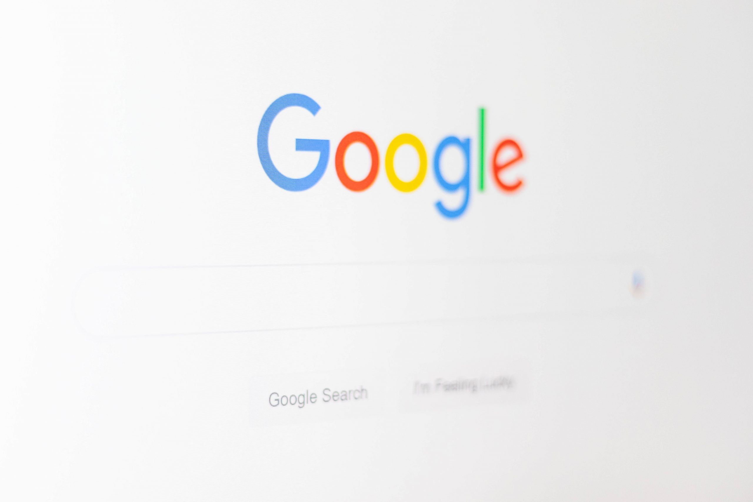 Google logo screengrab